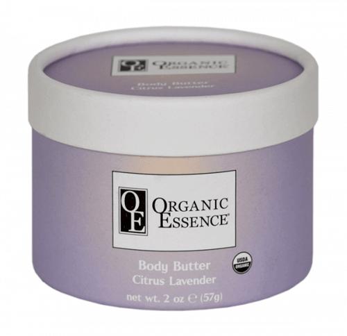 Organic Body Butter Citrus Lavender