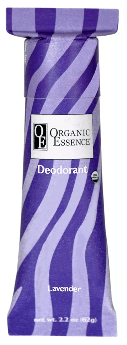 Organic Deodorant Lavender